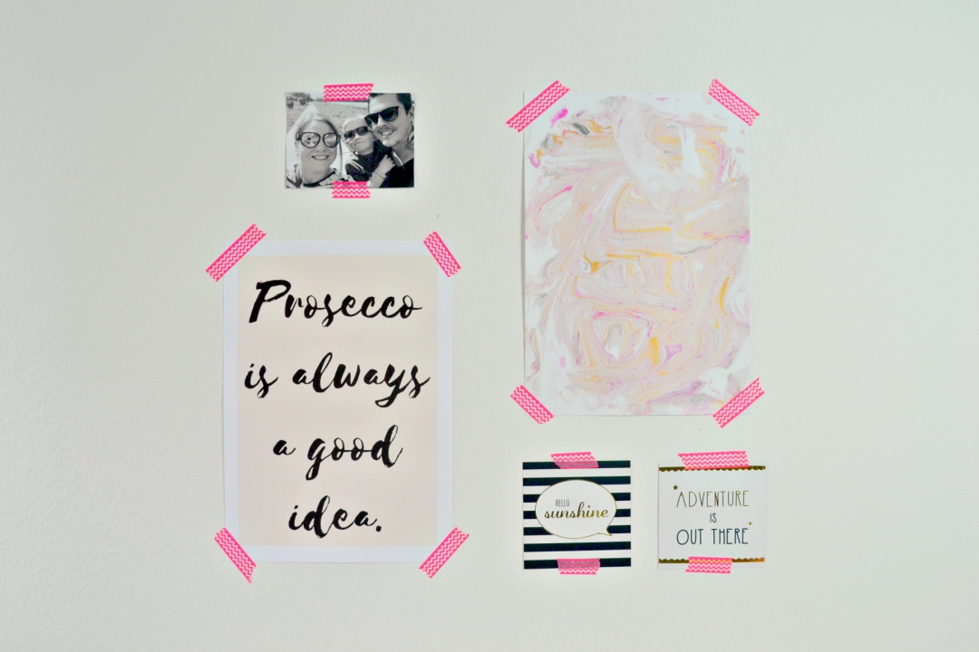 How To Hang Pictures With No Frames 5 Ideas Girl About